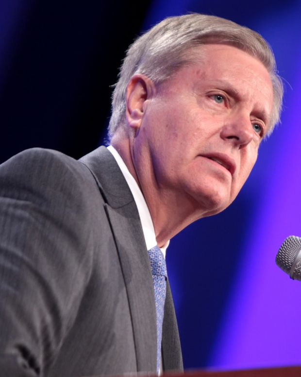 Lindsey Graham: No Obamacare Repeal In 2017 Promo Image