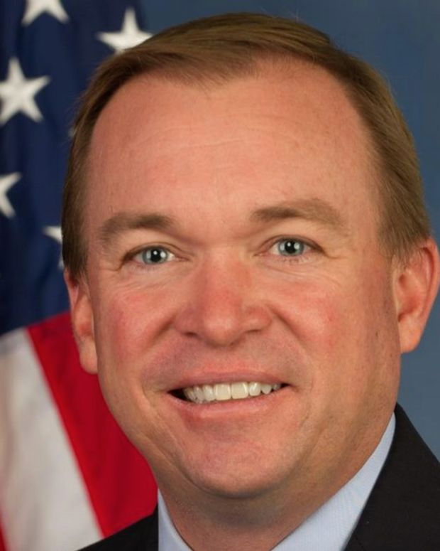 Trump Budget Chief Slams Meals On Wheels For Seniors (Video) Promo Image