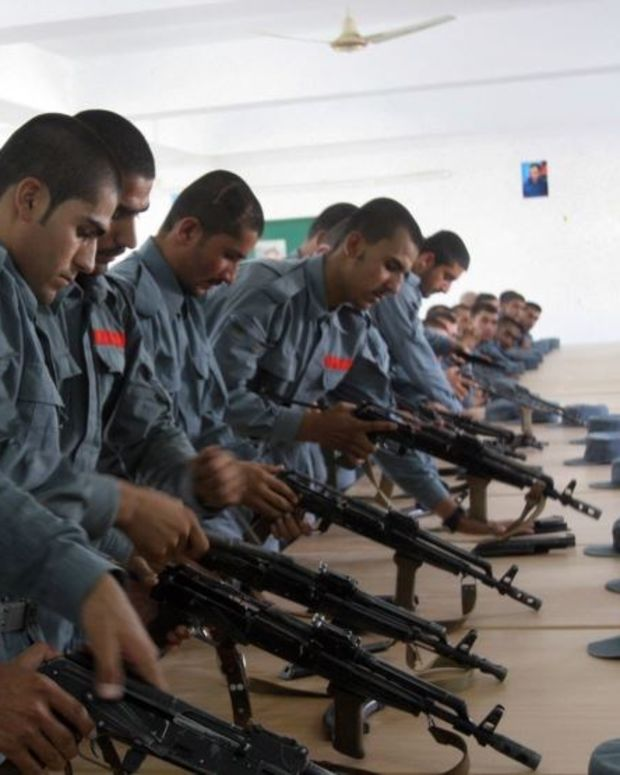 Afghan Security Forces Fudging Numbers, Lining Pockets Promo Image