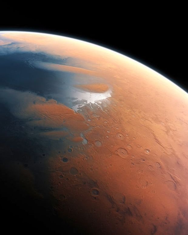 NASA: Large Spherical Ball Found On Mars (Photos) Promo Image