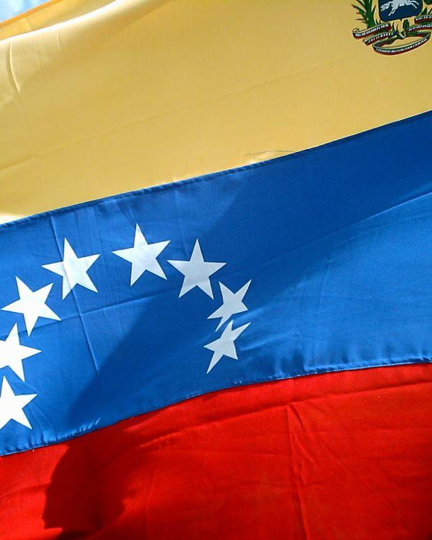 Venezuela's Crisis Not Caused By Socialism Promo Image