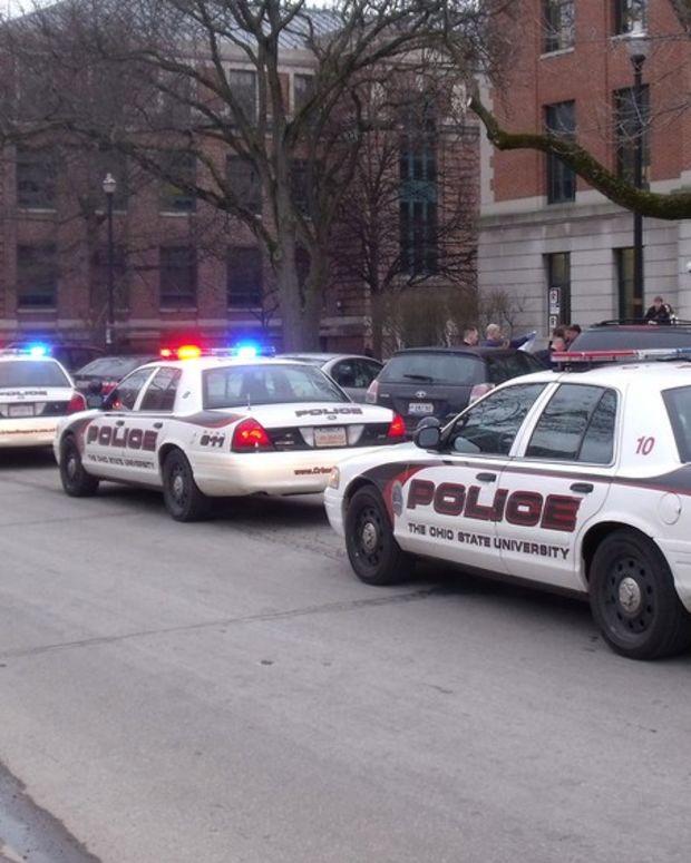 Ohio Cop Puts Hand On Medic's Throat (Video) Promo Image
