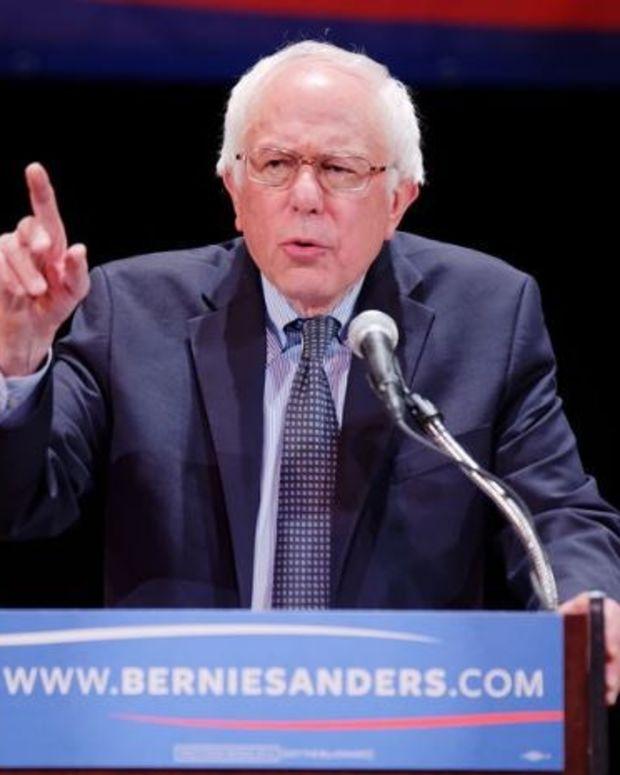 Sanders Criticizes Trump's Pick For Health Secretary Promo Image