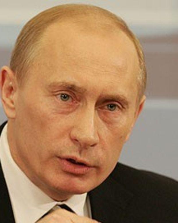Vladimir Putin: We Knew Trump Would Win Promo Image