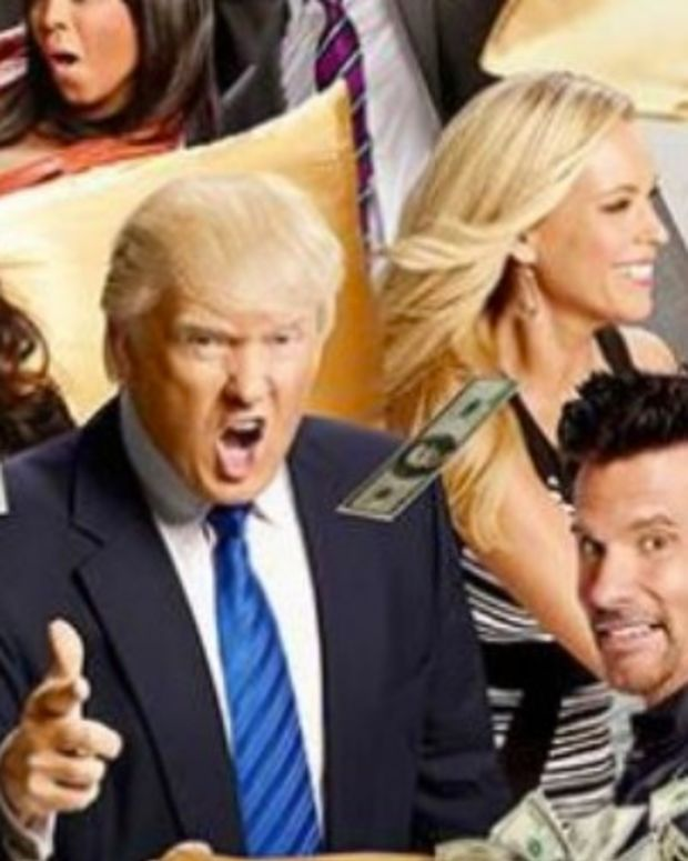 Ex-Producer of 'The Apprentice': Trump Show Was 'Scam' Promo Image
