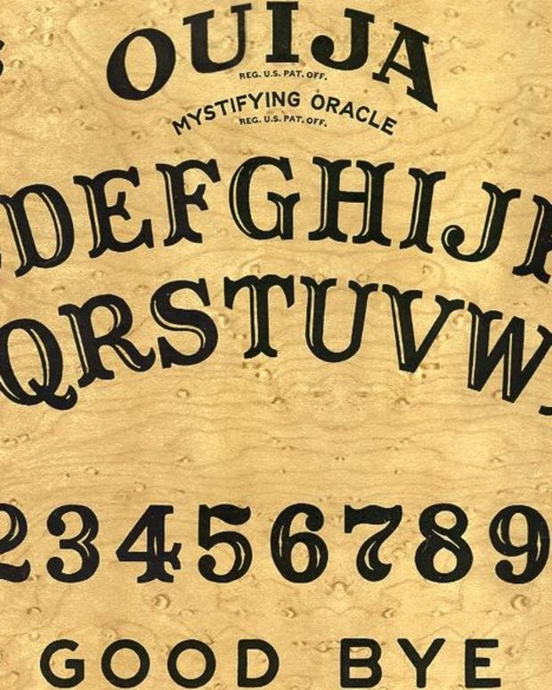 Kindergarten Teacher Brings Ouija Board Into Class Promo Image