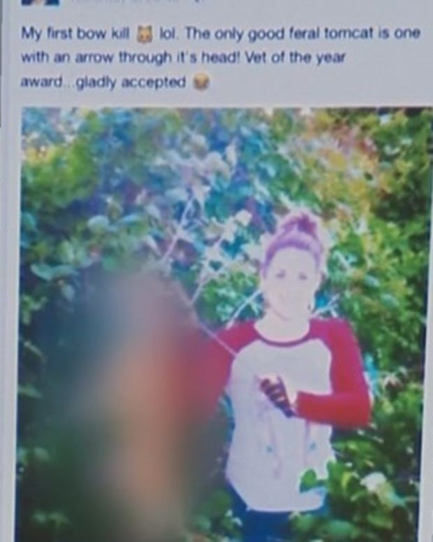 Veterinarian's License Suspended Over Facebook Post (Photo) Promo Image