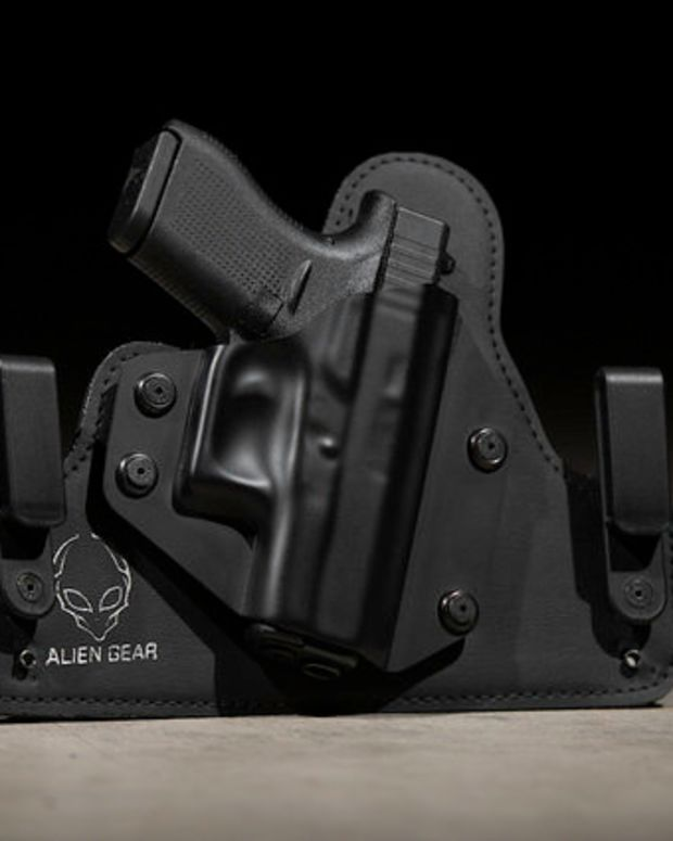 Texas College Campuses Now Allow Concealed Handguns Promo Image