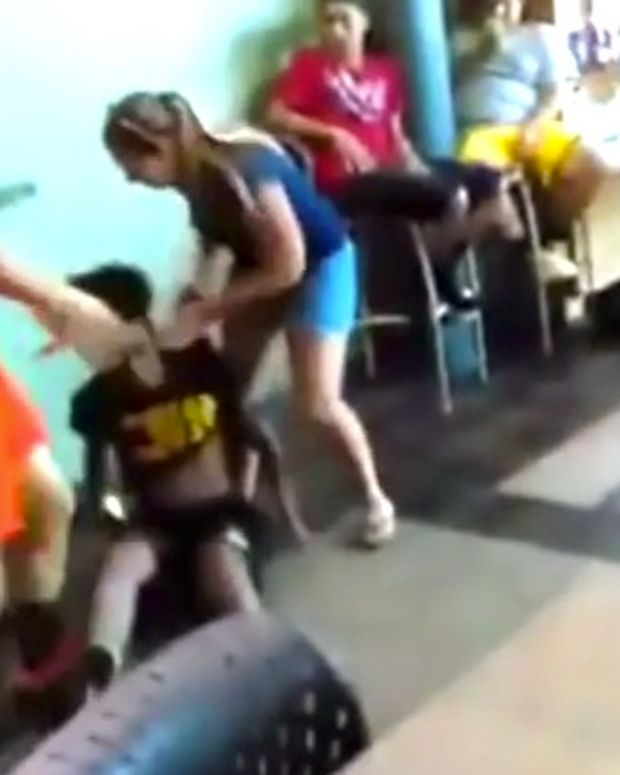 White Mom Charged For Slapping Black Teen (Video) Promo Image