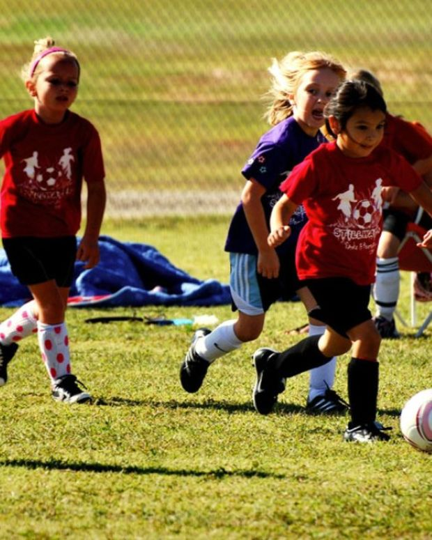 Girl, 8, Banned From Soccer Game For Looking Like Boy (Video) Promo Image
