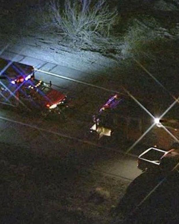 Police: Arizona Officer Attacked In Freeway Ambush Promo Image