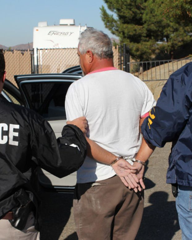 ICE Publishes First Weekly List Of Crimes By Immigrants Promo Image