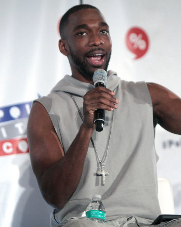 """Jay Pharoah Speaks Out About Leaving """"SNL"""" Promo Image"""