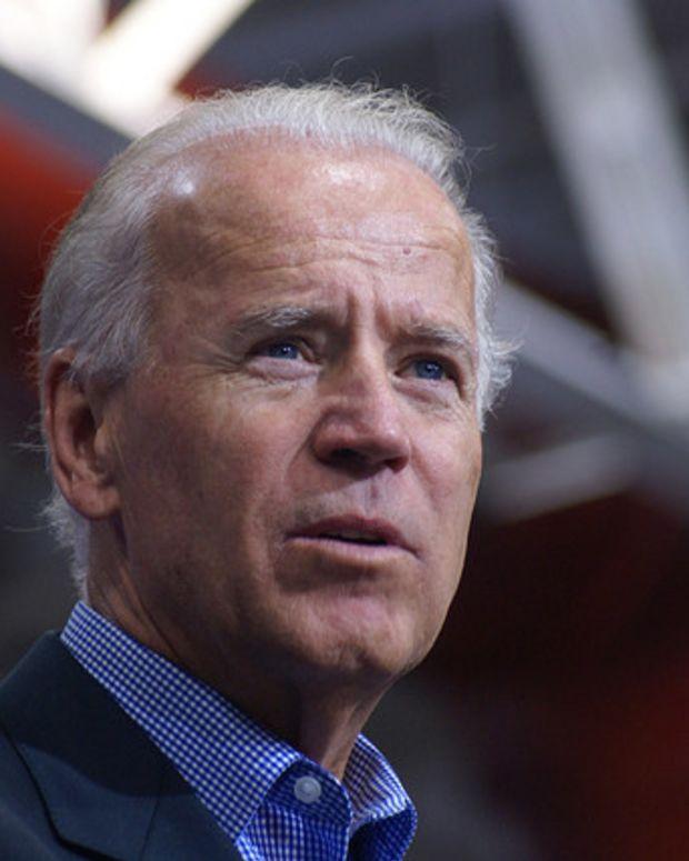 Biden Launches PAC, Opens Door For Possible 2020 Bid Promo Image