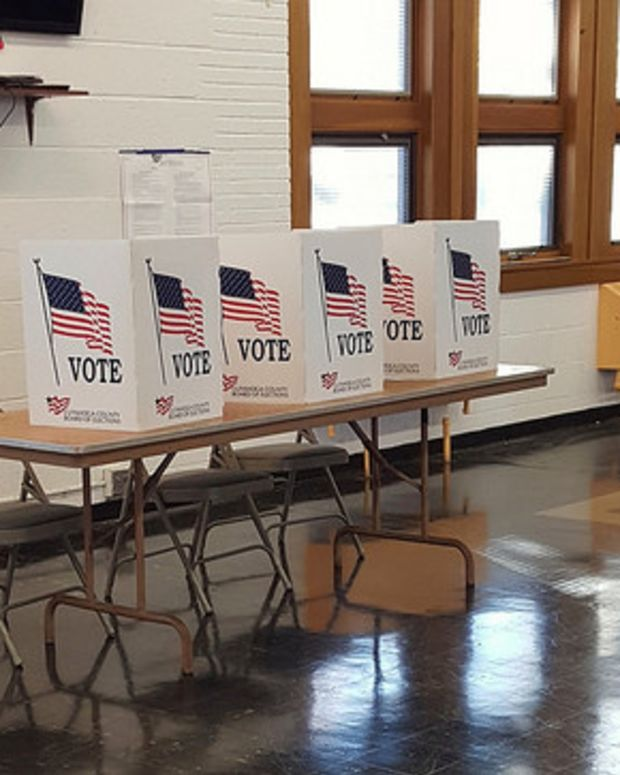 Judge Blasts North Carolina Voter Purges Promo Image