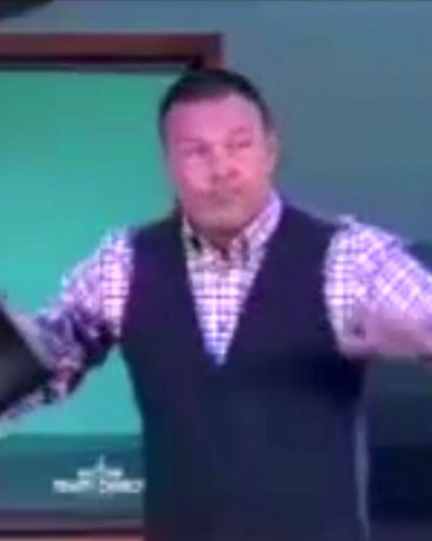 Pastor: 'We'll Worship God With Our Wallet' (Video) Promo Image