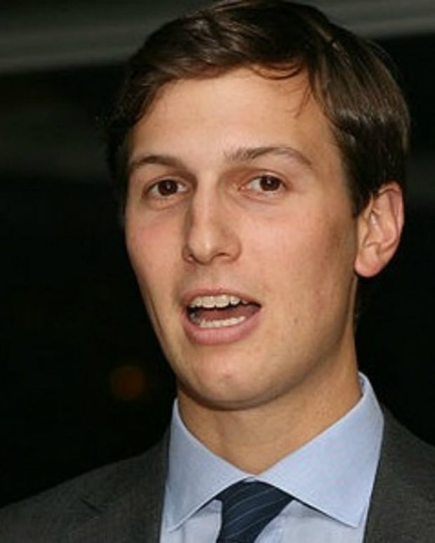 People Are Freaking Out Over Jared Kushner's Voice (Video) Promo Image