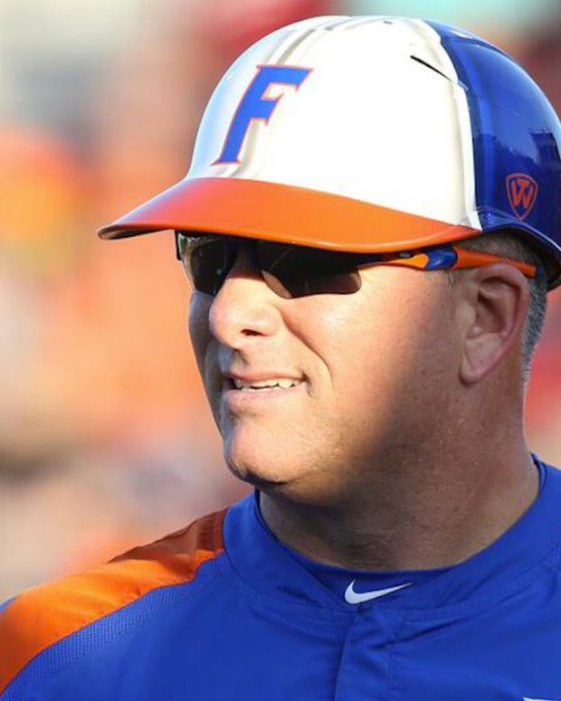 Auburn Softball Player And Florida Coach In Altercation (Video) Promo Image