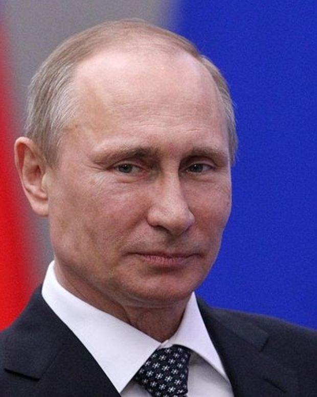 Russian Official: Kremlin 'Helped A Bit' With WikiLeaks Promo Image