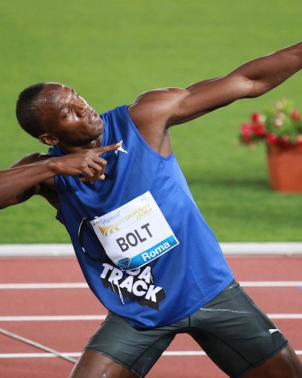 Usain Bolt Loses 2008 Gold Medal Because Of Teammate Promo Image