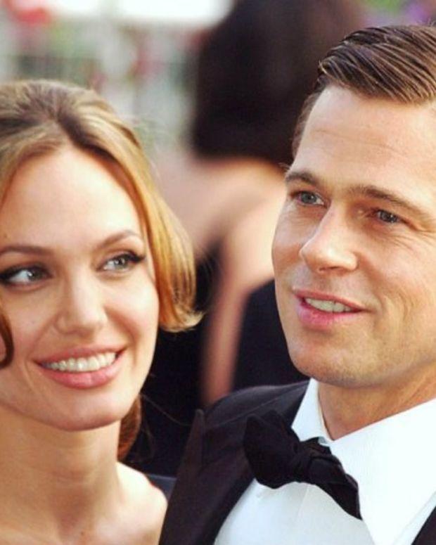Did Angelina Jolie Cheat On Brad Pitt? Promo Image