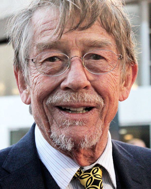 Hollywood Reacts To Death Of Actor John Hurt Promo Image