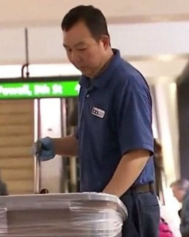 How A Subway Janitor Makes More Than $250K Promo Image