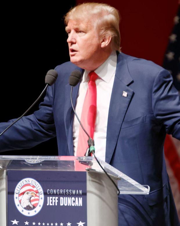 Trump Could Lose South Carolina Promo Image