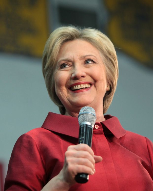 Hillary Clinton Makes Bold Claims About Election Loss Promo Image