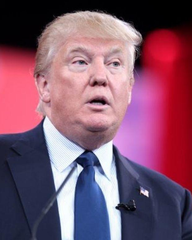 Trump Tax Returns Show Little Promo Image