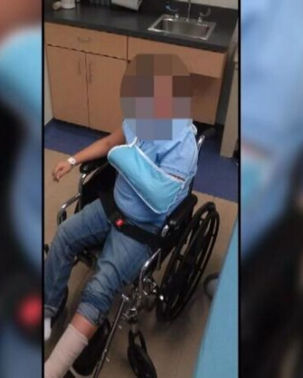 Mom Discovers What Happened To Special Needs Daughter At School, Notifies Authorities Promo Image