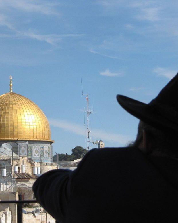 Rabbi Charged With Molesting Minor (Photo) Promo Image
