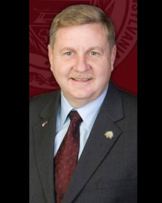Pennsylvania Republican: God Wants Christians To Rule (Video) Promo Image