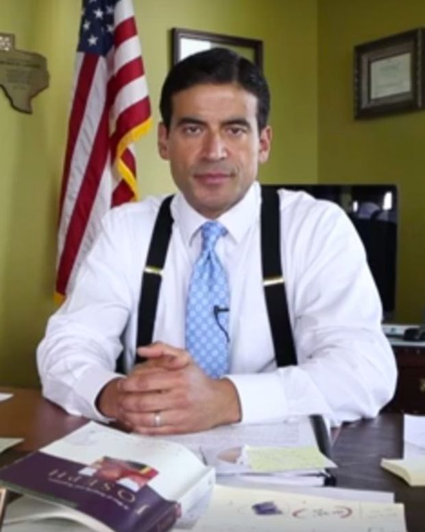 Texas District Attorney: Vaccines 'Do Cause Autism' (Video) Promo Image