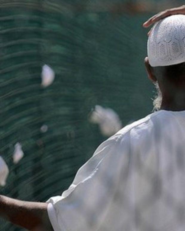 Gitmo Prisoner Claims Saudis Re-Radicalizing Terrorists Promo Image