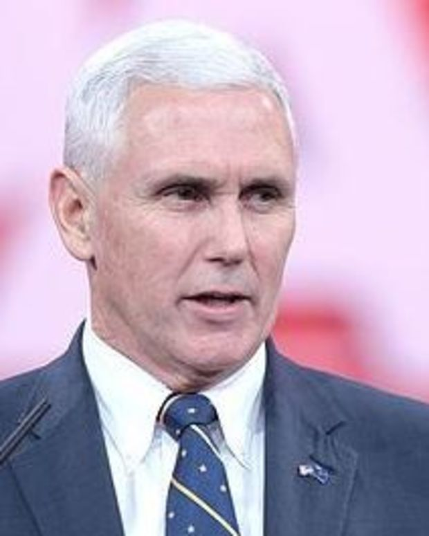 Pence: No Citizenship For Undocumented Immigrants Promo Image