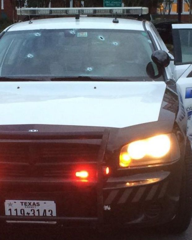 Police Union Head: Obama Fueled 'War On Cops' Promo Image