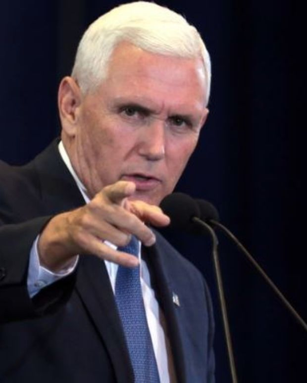 Report: Pence May Be More Extreme Than Trump (Video) Promo Image