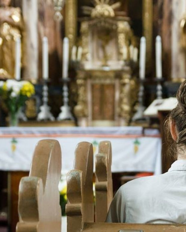 Vast Majority Of Americans Still Believe In God Promo Image