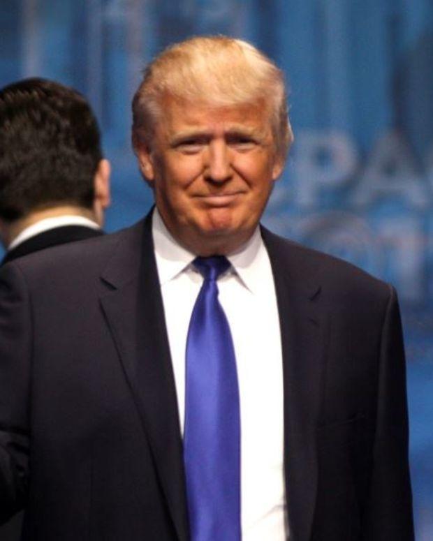 Trump Wants To Negotiate Israel-Palestine Peace Deal Promo Image
