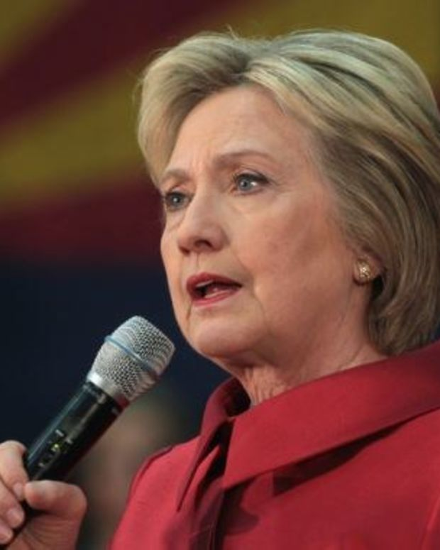 FBI Source: Clinton Foundation Probe Charges 'Likely' Promo Image