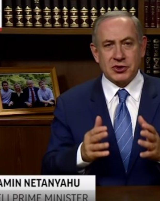 Israeli Prime Minister Congratulates Trump (Video) Promo Image