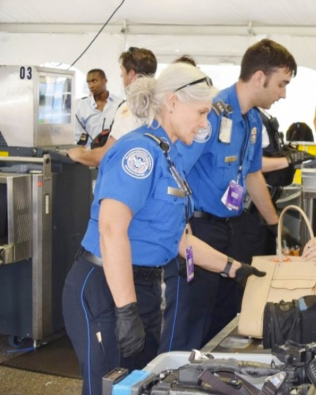 Outrage Over TSA Agent's Search Of Boy (Video) Promo Image