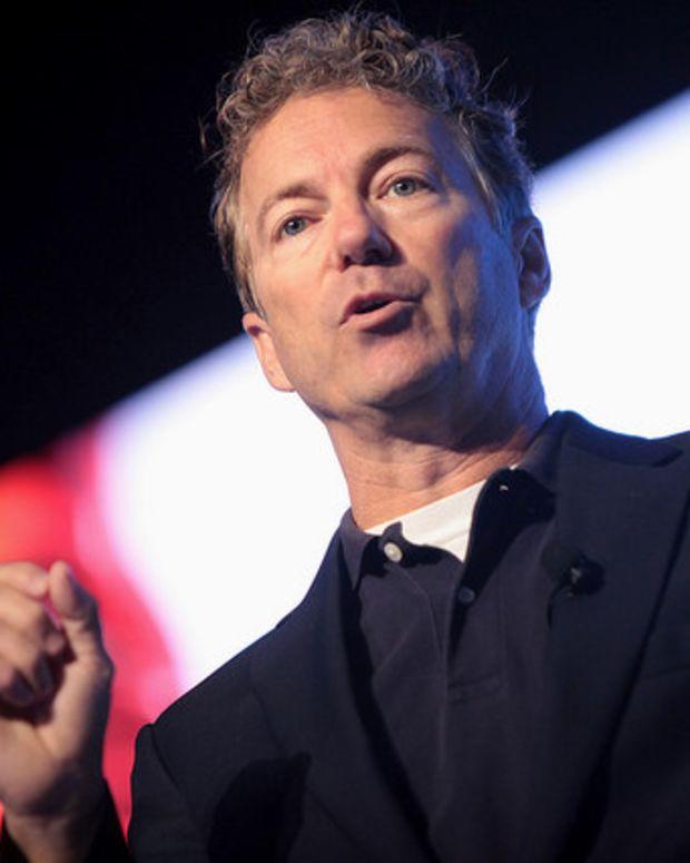 Rand Paul Will Fight Potential John Bolton Nomination Promo Image