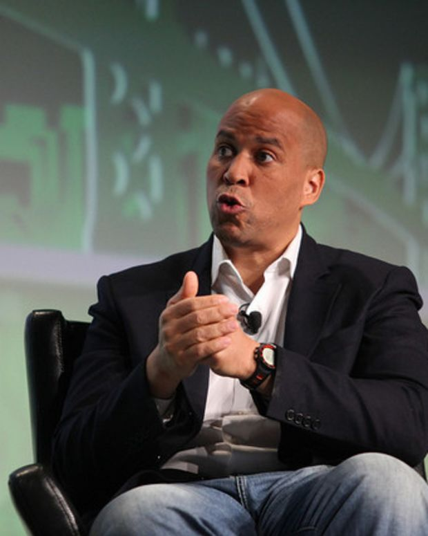 Cory Booker: More Outrage Over Kaepernick Than Crutcher Promo Image