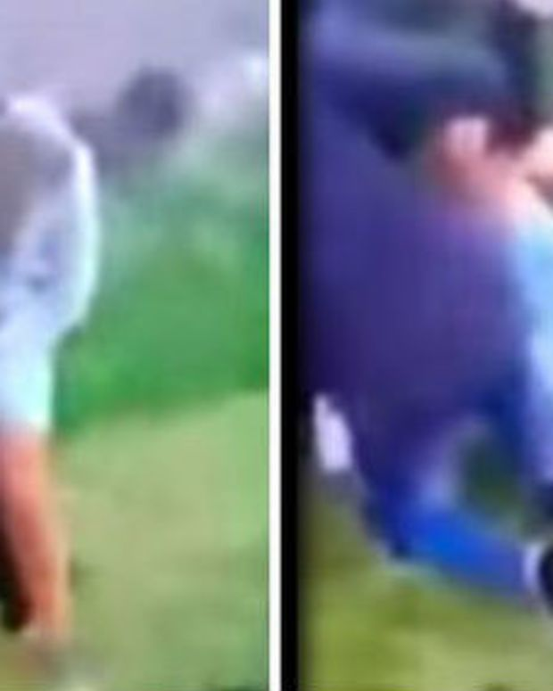 Teen Brutally Attacked By Gang (Video) Promo Image