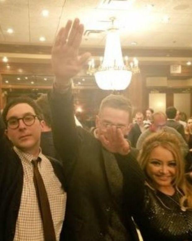D.C. Restaurant Apologizes After Hosting Neo-Nazi Group Promo Image