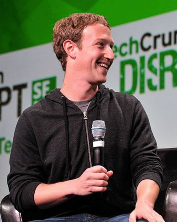 Mark Zuckerberg Takes Wild Ride With Dale Earnhardt Jr. (Video) Promo Image