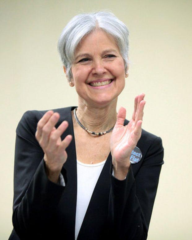 Jill Stein: Julian Assange Is A Hero Promo Image