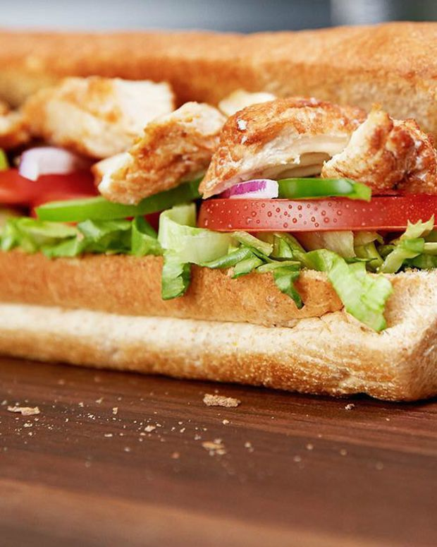 Report: Subway's Chicken Is Half Soy Promo Image